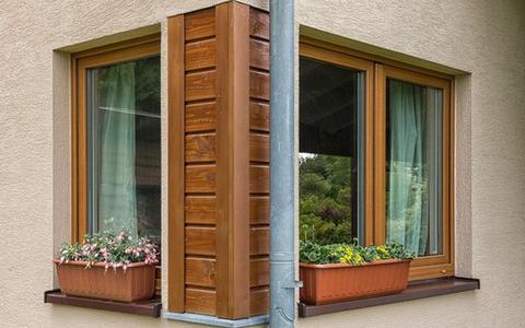 okna drevostavby