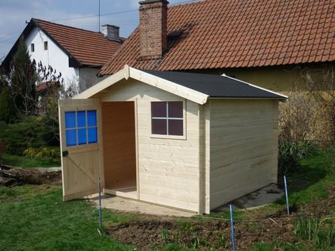 Zahradní domek je důležité vhodně umístit