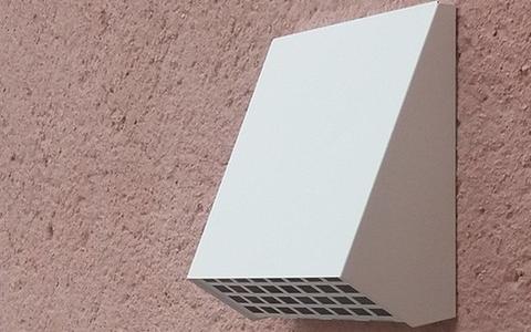 venkovni panel rekuperacni jednotky