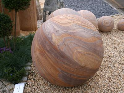 Ozdobné kameny do zahrady